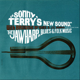 Sonny Terry's New Sound  The Jawharp in Blues and Folk Music (1961)  CD