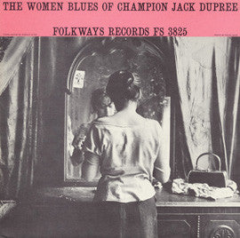Women Blues of Champion Jack Dupree (1961)  CD