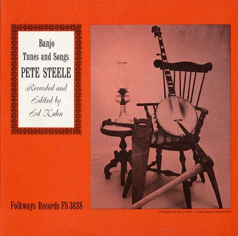 Pete Steele  Banjo Tunes and Songs (1958) CD