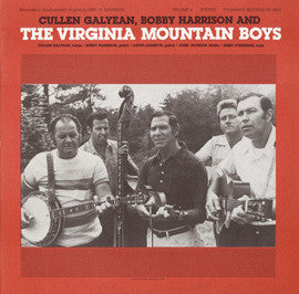 The Virginia Mountain Boys Vol 4 (1983) CD