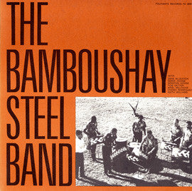 The Bamboushay Steel Band (1962)  students at Michigan State University, USA CD