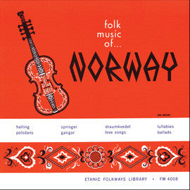 Songs and Dances of Norway (1954)  CD