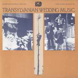 Transylvanian Wedding Music (1983)  CD