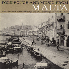 Folk Songs and Music from Malta (1964)  CD