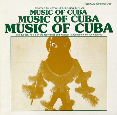 Music of Cuba (1985)  CD
