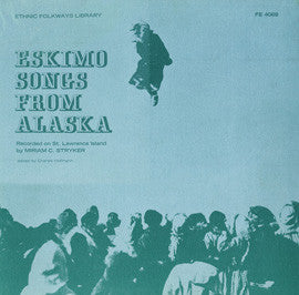Eskimo Songs from Alaska (1966)  CD