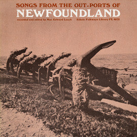 Songs from the Out-Ports of Newfoundland (1966)  CD