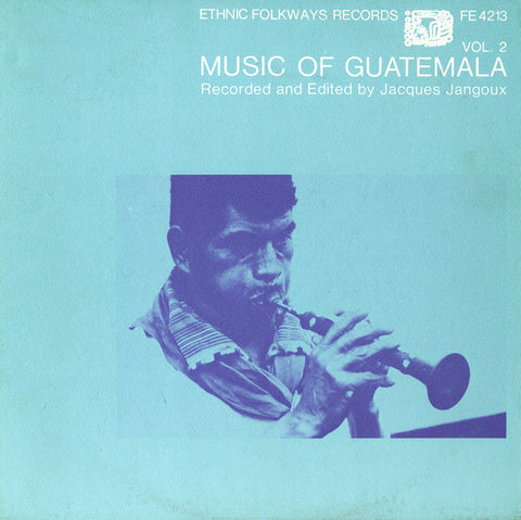 Music of Guatemala, Vol. 2 (1973)  CD