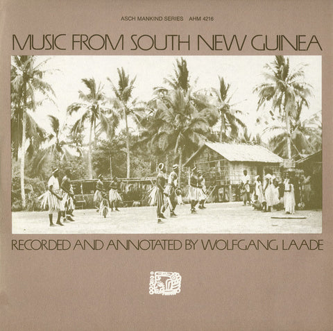 Music from South New Guinea (1971)  CD
