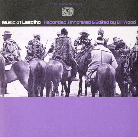 Music of Lesotho CD