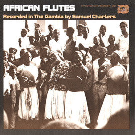African Flutes CD