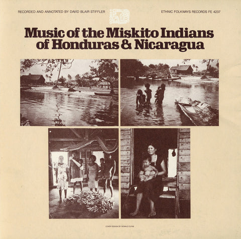 Music of the Miskito Indians of Honduras and Nicaragua (1981)  CD