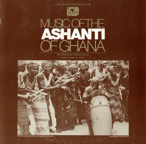 Music of the Ashanti of Ghana CD