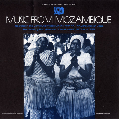 Music from Mozambique, Vol 1  CD