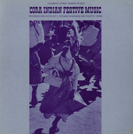 Cora Indian Festive Music (1965)  CD
