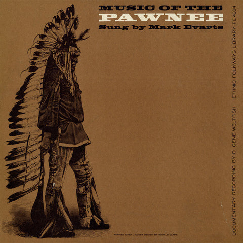 Music of the Pawnee (1965)  CD