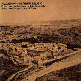 Algerian Berber Music CD