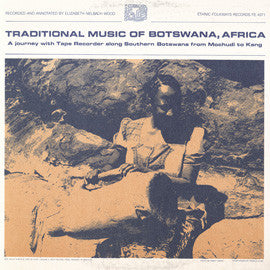 Traditional Music of Botswana CD