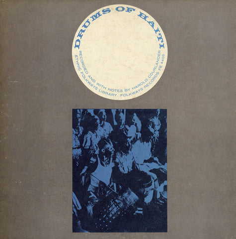 Music of Haiti, Vol. 2  Drums of Haiti (1950)  CD
