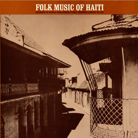 Music of Haiti, Vol. 1  Folk Music of Haiti (1951)  CD