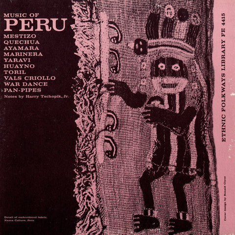 Music of Peru (1950)  CD