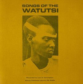 Songs of the Watusi CD