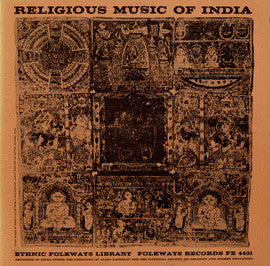 Religious Music of India (1952) CD