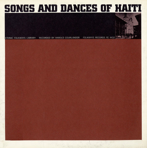 Music of Haiti, Vol. 3  Songs and Dances of Haiti (1952)  CD