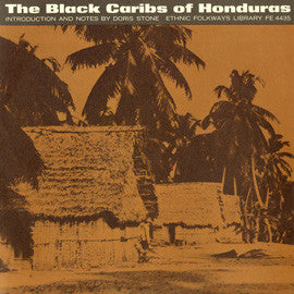 The Black Caribs of Honduras (1952)  CD