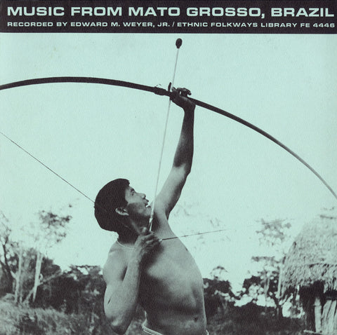 Music from Mato Grosso (1954)  CD