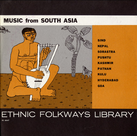 Music from South Asia (1957)  CD