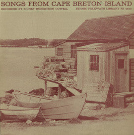 Songs from Cape Breton Island (1955)  CD