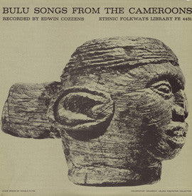Bulu Songs from The Cameroons CD