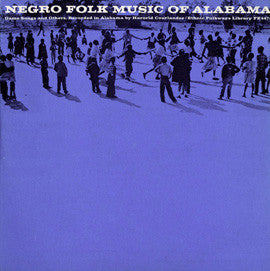 American Folk Anthologies  Negro Folk Music of Alabama, Vol. 6, Ring Game Songs and Others (1955) CD