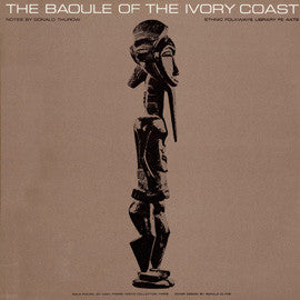 The Baoule of the Ivory Coast CD