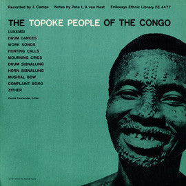 The Topoke People of the Congo CD