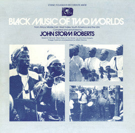 Black Music of Two Worlds (1977)  2 CD Set