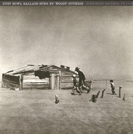 Woody Guthrie  Dust Bowl Ballads (1964) CD