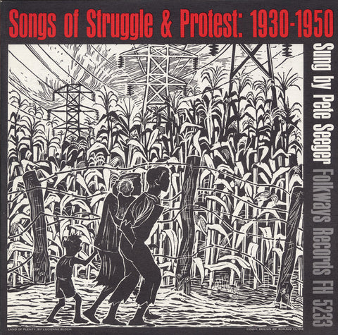 Pete Seeger  Songs of Struggle and Protest, 1930-50 (1959) CD