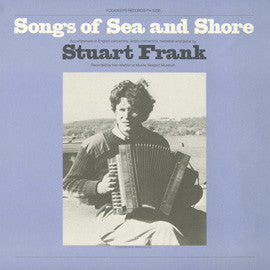 Stuart Frank  Songs of Sea and Shore (1980) CD