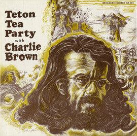 Charlie Brown  Teton Tea Party with Charlie Brown (1967) CD