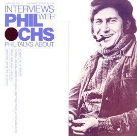 American Folk Anthologies  Broadside Ballads Vol. 11, Interviews with Phil Ochs (1976) CD
