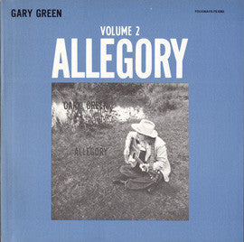 Gary Green  Vol. 2 Allegory (1977) CD