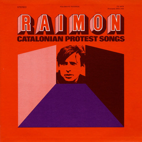 Raimon  Catalonian Protest Songs (1971)  CD