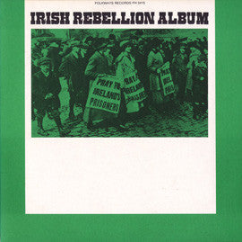 The Irish Rebellion Album (1975)  CD