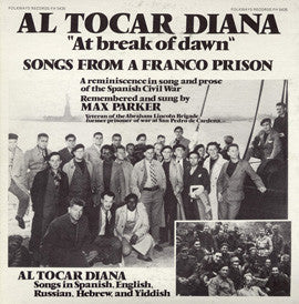 At the Break of Dawn  Songs from a Franco Prison (1982)  CD