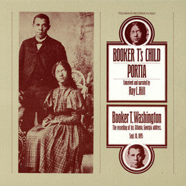 Booker T's Child and Portia, Booker T. Washington Address, 1895 CD