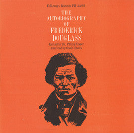 Autobiography of Frederick Douglass, Vol. 1 CD