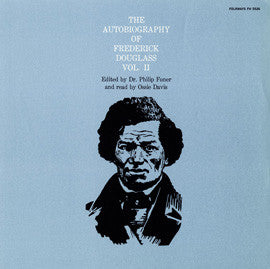 Autobiography of Frederick Douglass, Vol. 2 CD