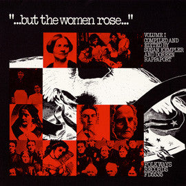 But the Women Rose, Vol. 1: Voices of Women in American History CD